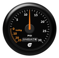 Innovate MTX-AL 30 PSI Vacuum/Boost Gauge