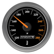 Innovate MTX-A: Water / Oil (Fluid) Temperature Gauge
