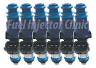 Fuel Injector Clinic 2150cc Toyota Supra TT 2JZ BlueMAX Injector Set