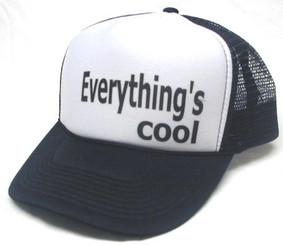 As shown in photo then color of the hat Black/white front