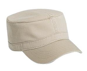 Desert Kahki Military cap fatigue hat cadet hat adjustable