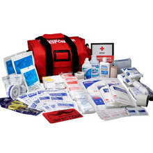 First Aid Only First Responder First Aid Kit, 158-Piece Kit, 520-FR