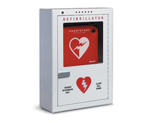 Philips Premium Surface Mounted AED Cabinet w/Alarm