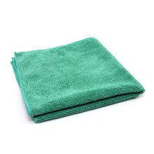 16x16 Microfiber Towels, Green