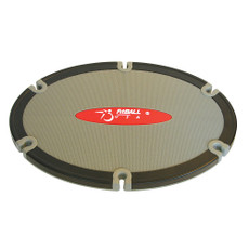 "FitBALL Deluxe Balance Board Features  Ideal for large athletes.  6 slots on edge for tubing.  Multidirectional base with 5"" fulcrum.  Heavy-duty plastic construction. SPECS  Size: 19.5"" x 27"" Height: 5"" (fulcrum) Type: Wobble Boards NEED SOME ASSISTANCE? TRY OUR LIVE CHAT or GIVE US A CALL AT 800.537.5512"