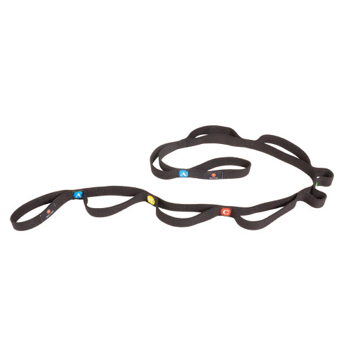 Stretching Strap Features   Made with latex. SPECS  Type: Straps