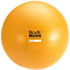 BODY SPORT YELLOW ANTIL BURST FITNESS BALL