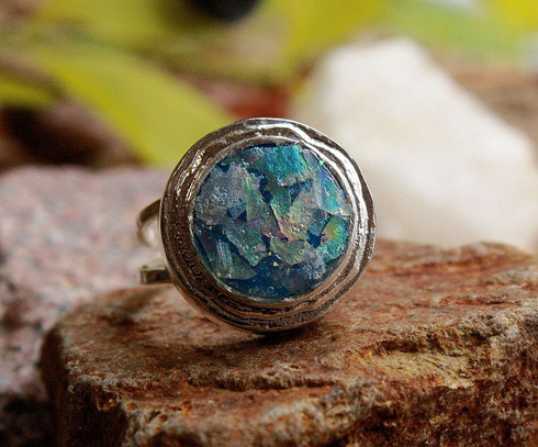 roman glass ring 1 at all that glitters colorado springs co