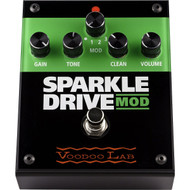 Voodoo Lab Sparkle Drive Mod Overdrive Pedal