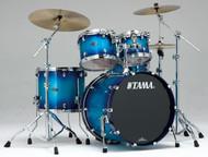 Tama Starclassic Performer B/B 5pc. Drumset With Hardware - Twilight Blue Burst