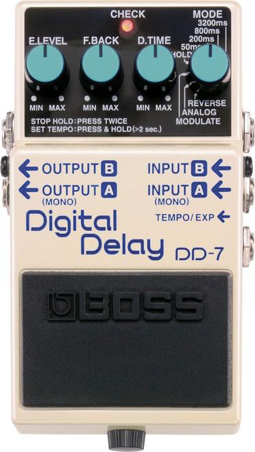 Boss DD-7 Digital Delay