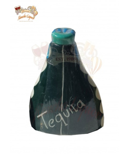 Calera Tequila Extra Anejo Agave Leaf Bottle 50mL