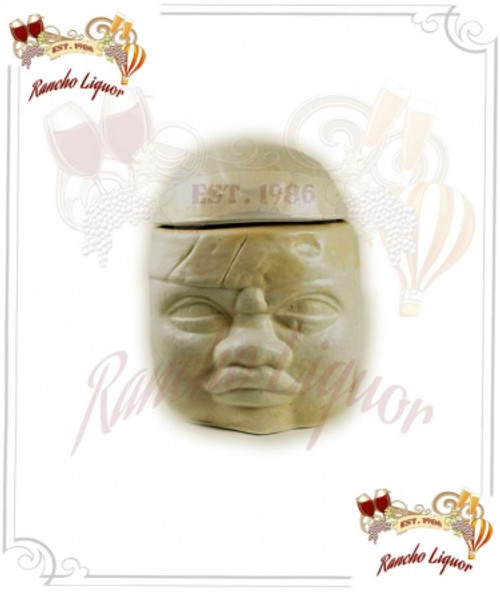 Mayan Decorative Buddha Head Tequila