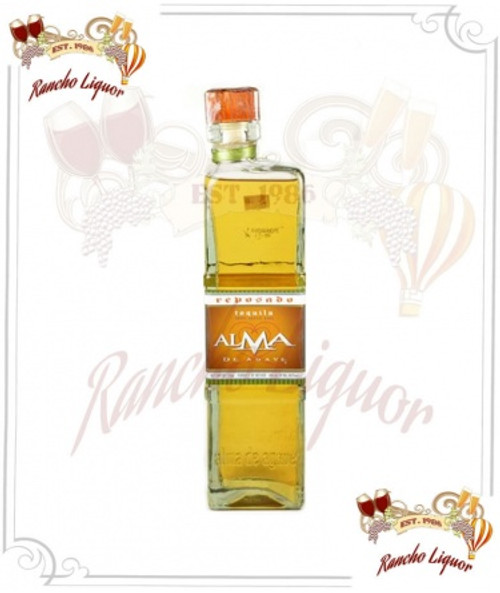 Alma Reposado Tequila 750mL