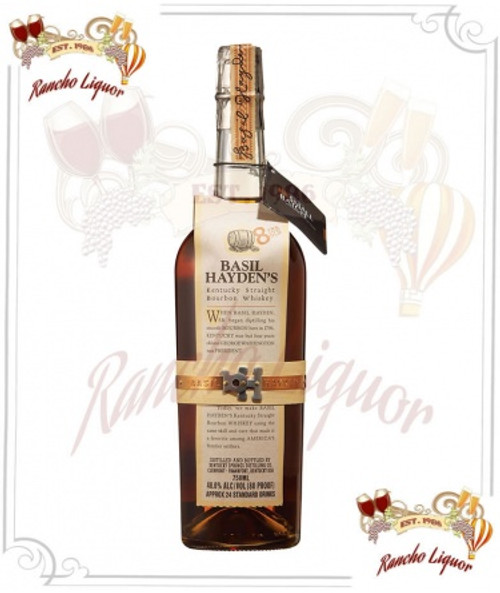 Basil Haydens 8 Year Bourbon Whiskey