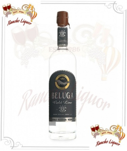 Beluga Gold Line Vodka Limited Edition 750mL