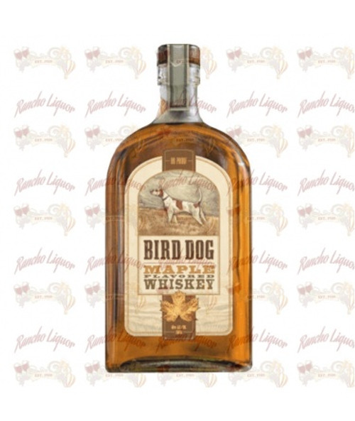 Bird Dog Maple Flavored Whiskey 750 m.L.