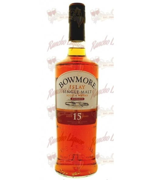 Bowmore Islay Scotch Whisky