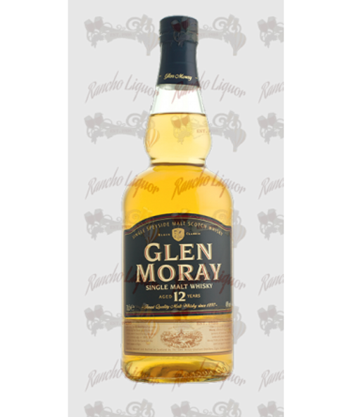 Glen Moray 12 Years Old Single Malt Whisky