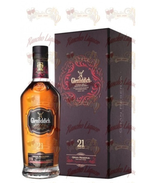 Glenfiddich 21 Year Old 750mL