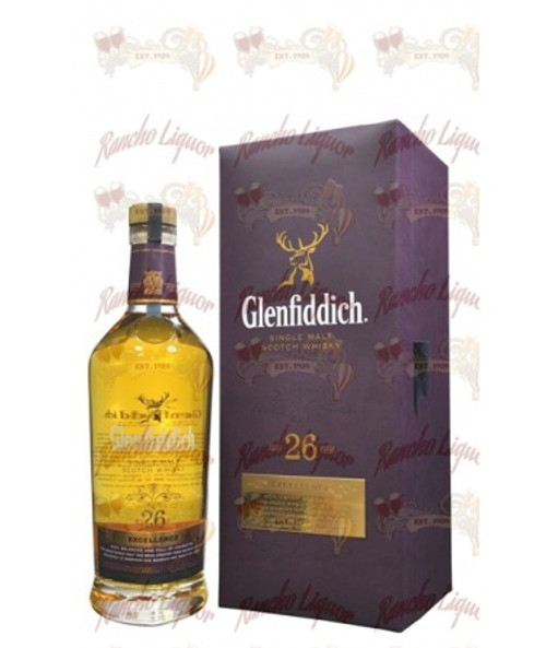 Glenfiddich Excellence 26 Year Old 750mL