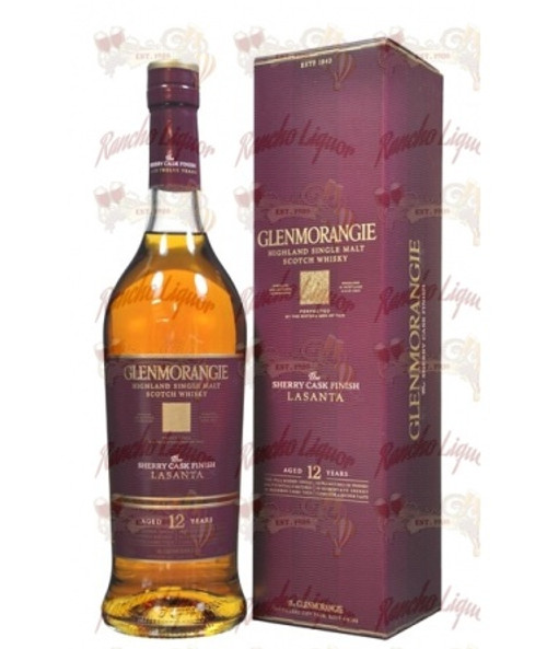 Glenmorangie Lasanta 12 Year Old 750mL