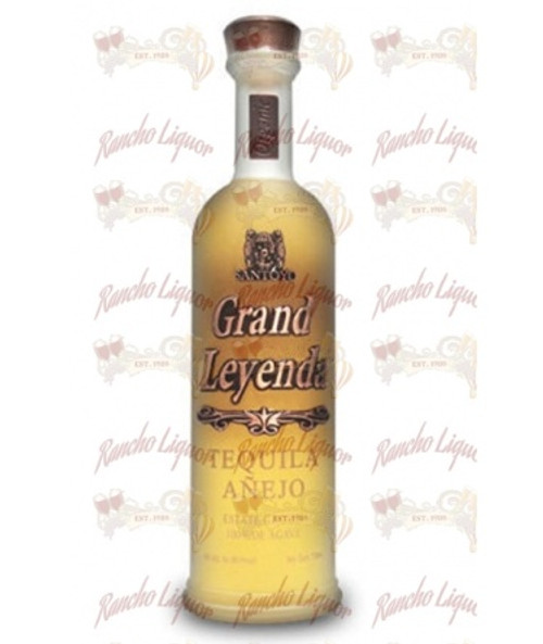 Grand Leyenda Tequila Anejo 750mL