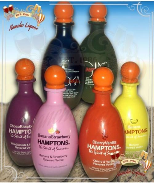 Hamptons ChocoRaspberry Flavored Vodka