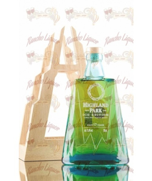 Highland Park 17 Year Old Ice Edition Single Malt Whisky 750mL