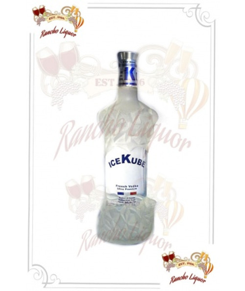 IceKube Ultra Premium French Vodka 750mL