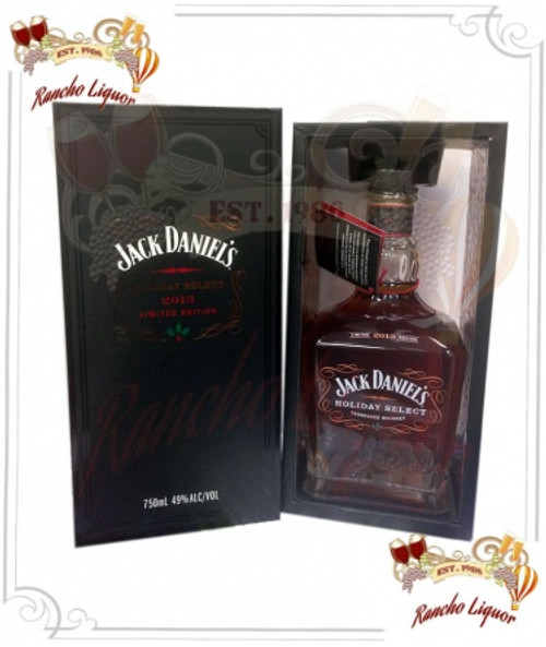Jack Daniels Limited Edition 2013 Holidays Select 750mL