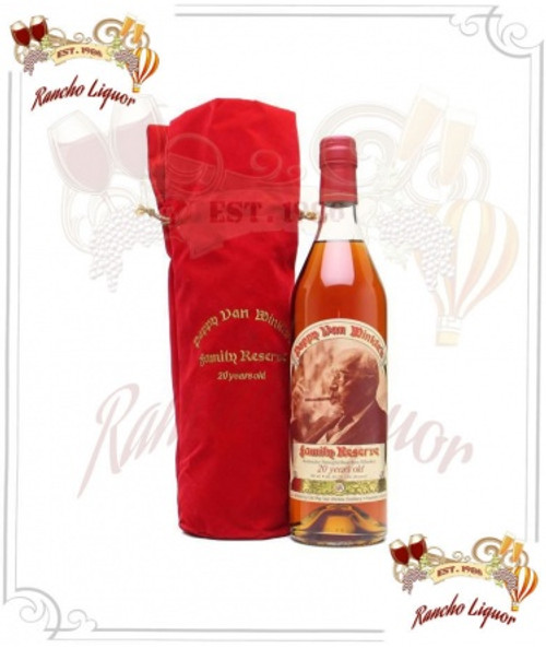 Pappy Van Winkle's Family Reserve 20yr 750mL