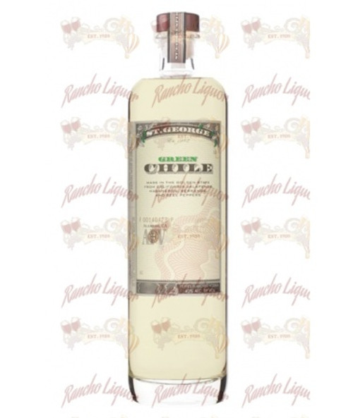 St. George Green Chili Vodka 750mL