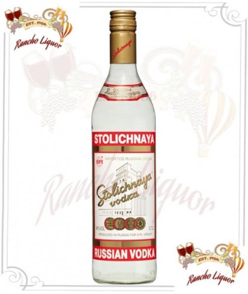Stoli Vodka 750mL