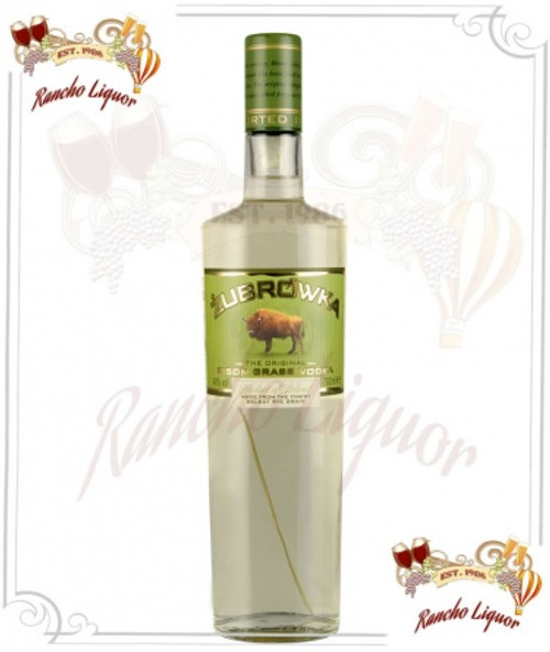 Zubrowka Bison Grass Vodka 750mL