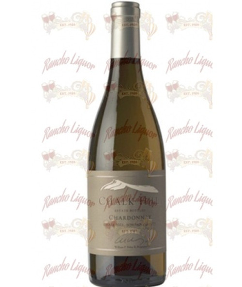 Chalk Hill Chardonnay, Estate Bottled Sonoma County 750mL