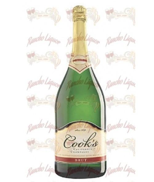 Cook's California Champagne Brut 750 m.L.