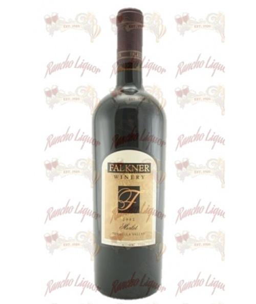 Falkner Winery Merlot 750 mL