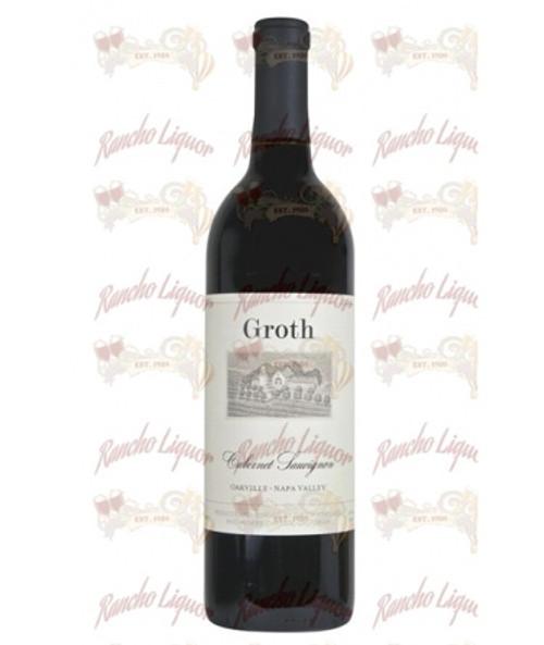Groth Napa Valley Cabernet Sauvignon 750 mL