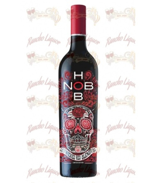 HobNob 2015 Wicked Red Limited Edition 750 mL