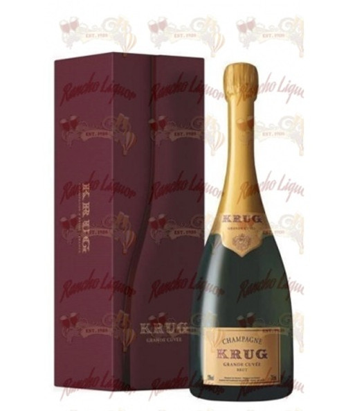Krug Grande Cuvee Champagne Gift Boxed 750mL