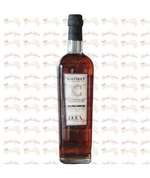 OOLA Discourse C American Whiskey 750 m.L.
