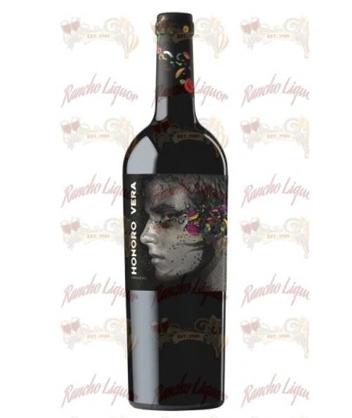 Honoro Vera Garnacha Red Wine Blend 750mL