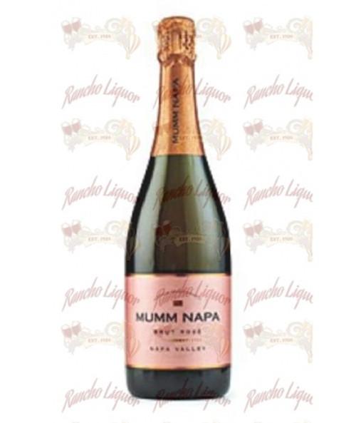 Mumm Napa Brut Rose Champagne 750 m.L.