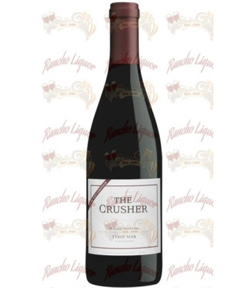 The Crusher Pinot Noir Clarksburg Vineyards 750mL