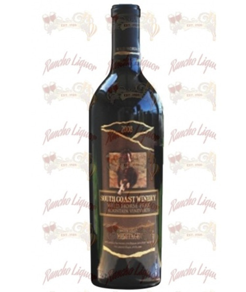 South Coast Winery Meritage Wild Horse Peak 750 mL