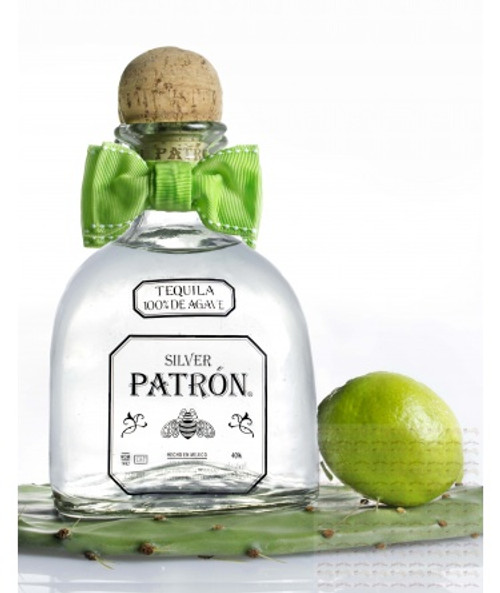 Patron Silver Tequila Limited Edition 750 m.L.