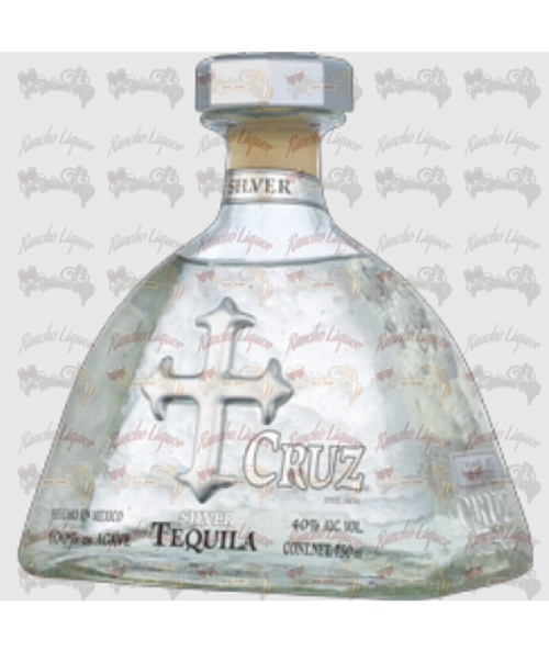 CRUZ del Sol Silver Tequila 750mL