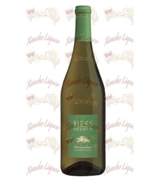 The Hess Select Chardonnay 750 mL