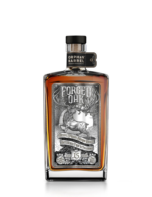 Forged Oak 15 Year Bourbon